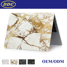 Marble Case for 2016 New Macbook Air 13 Golden