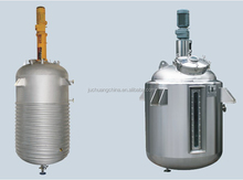 Raw material reacting kettle stainless steel jacket tank reactor
