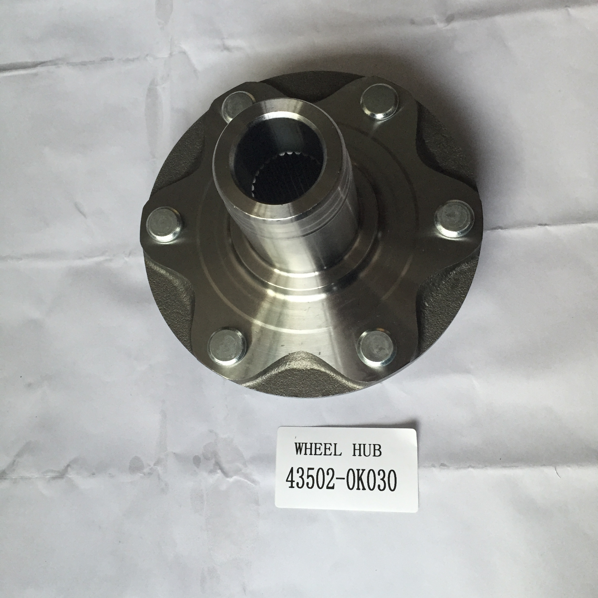HILUX KUN25 FRONT <strong>AXLE</strong> <strong>WHEEL</strong> BEARING housing 43502-0K030