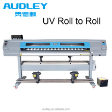 Leather LED UV Printer Roll to Roll Flatbed UV LED Printing Machine