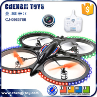 New arrival 6 channel rc flying ufo helicopter drone rc quadcopter 2016 with camera