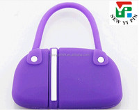 Top selling Fashion beautiful bag shape USB flash drive