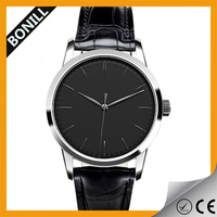 china watches manufactures luxury vogue stainless steel case back watch popolar in western custom design