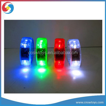 promotion toy flash bracelet light led