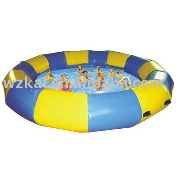 Large inflatable pools buy large inflatable pools for Large size inflatable swimming pool