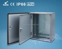 2014 hot sale Tibox AISI 304 /316 modular enclosure box cases housing IP66 Distribution box in stainless steel