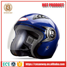 ECE and DOT SCOOTER HALF FACE helmets (602)