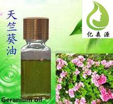 10 ml OEM/ODM Service Offered Rose Geranium Essential Oil For Beauty Cosmetics