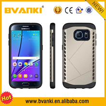 alibaba hot products cheap pc and tpu case 2 in1 style phone shell for samsung galaxy s7 compatible lightweiht smartphone cover