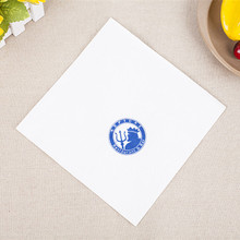 High Quality Folding Design Table Napkin Paper For Luncheon