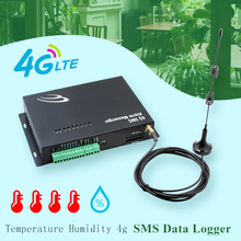 Temperature Humidity UMT8-HV-4G Data Logger Gsm Sms 4G Monitor