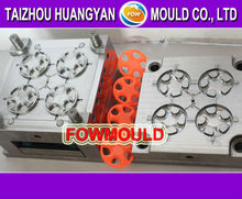 OEM custom injection plastic toy car wheel mould