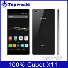 5.5 inch Waterproof Smartphone 3G Cubot X11 with MTK6592 Octa core 1.7GHz 2GB+16GB 1280*720P