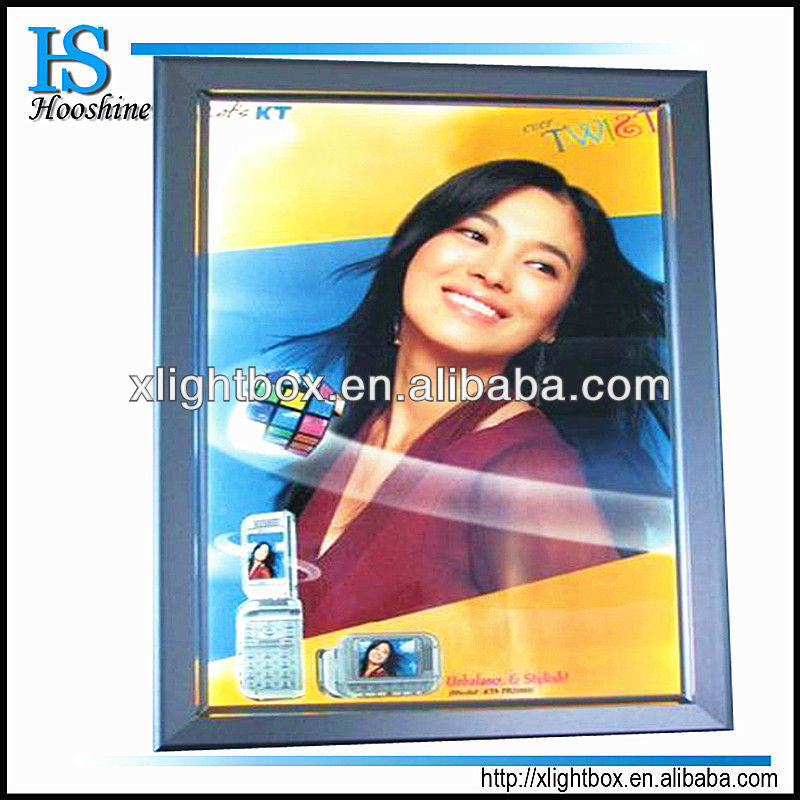 waterproof super large slim light box in service equipment