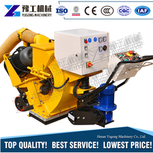 YG Movable Concrete Floor / Road Surface Polishing Shot Blasting Machine for sale