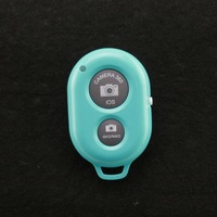 For IOS Andriod Remote Bluetooth Shutter For Smartphone Iphone 6 5 5s Samsung galaxy