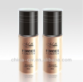 Menow F10003 cosmetic waterproof sunscreen face makeup foundation