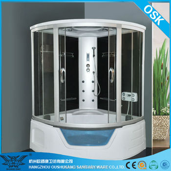 Double Steam Shower