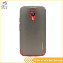 Newest design anti-scratch bulk cheap cell phone cover for moto g