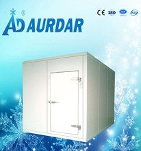china distributors white colored mini freezer cold storage room price