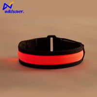 Glow in dark Jogging arm band