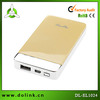 Urgent Charger Mobile Traveling Power Bank 5000mAh Welcomed By Traveler And Business Man