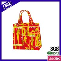 MK0609 pvc shopping bag