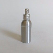 high quailty aluminum bottle with aluminum cap for car care oil from Ning bo