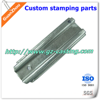 Metal stamping parts with OEM custom stainless steel 304/321/316L