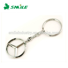 Benz Series Of Hollow Metal Gift Mini Key Chain