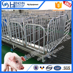 Pig breeding equipment pig sow gestation cage for sale