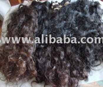 Brazilian Virgin Natural Curly Hairs