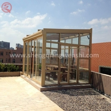 Large garden PC sheet greenhouse offered by professional factory