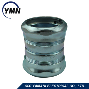 UL Listed Cixi Suppliers EMT Conduit Compression Coupling