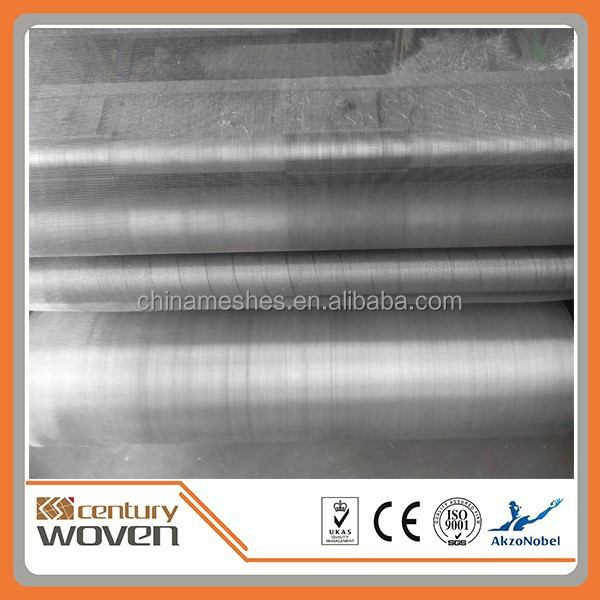 Ultra Fine Stainless Steel Wire Mesh Used for Filters