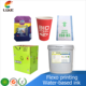Flexo ink suitable for paper, plastic, PP woven bags, non-woven printing flexo ink