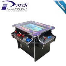 22 inch 3 side 4 player Table Top Arcade Cocktail Table Game Machines With 1505 In 1