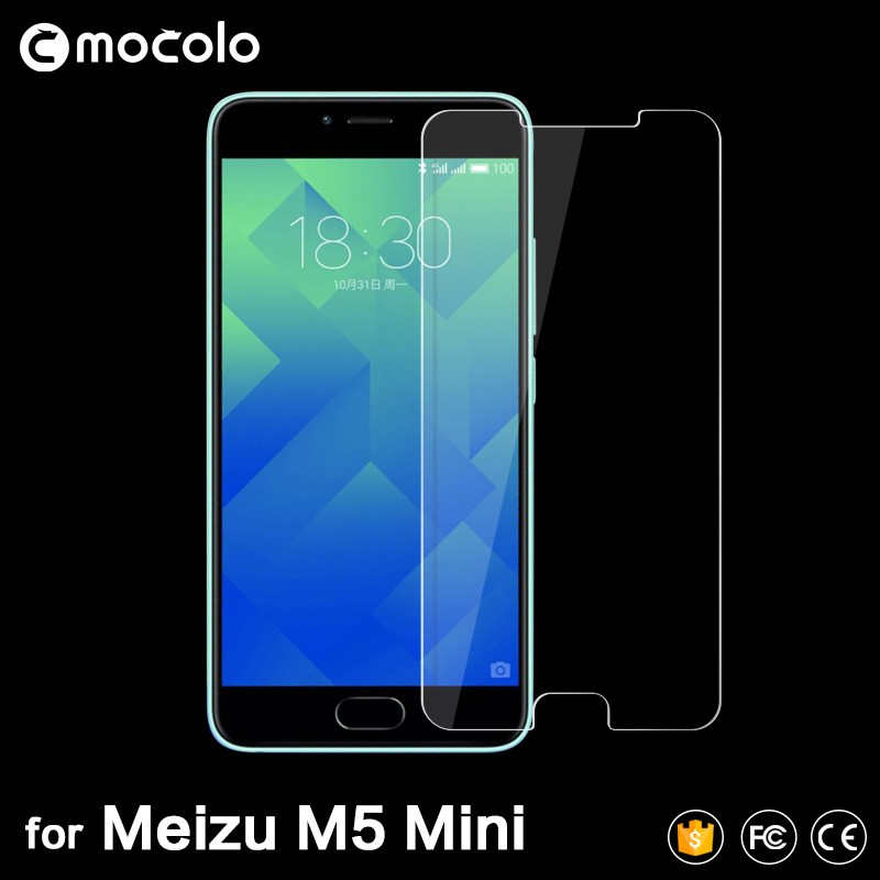 9h factory price New Premium Tempered Glass Screen Protector For Meizu M5 M3 Mini Note 3