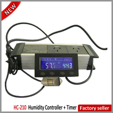 Temperature and Humidity Controller for Incubator