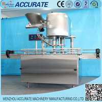 High Quality Assured Softextile Plastic Bottle Cap Sealing Machine