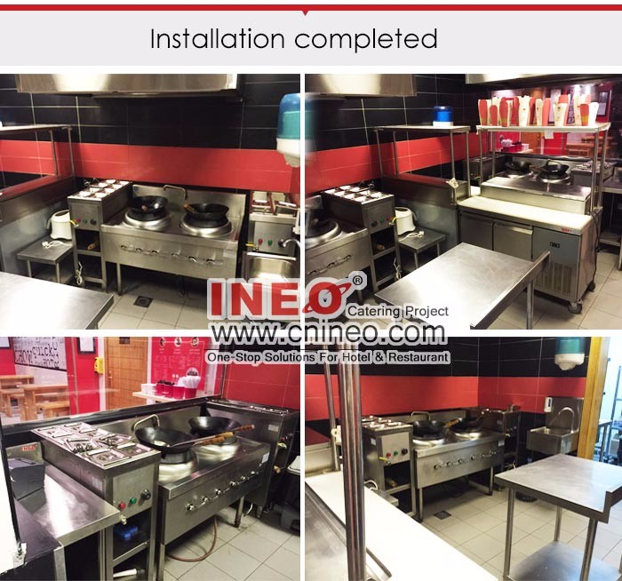 INEO Successful Noodle Restaurant Projects In Saudi Arabia