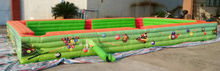 2016 hot sell inflatable snookball table game