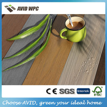 co extruded wpc co-extrusion bamboo composite decking