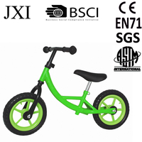German export no pedal aluminum lithium battery for electric balance bike