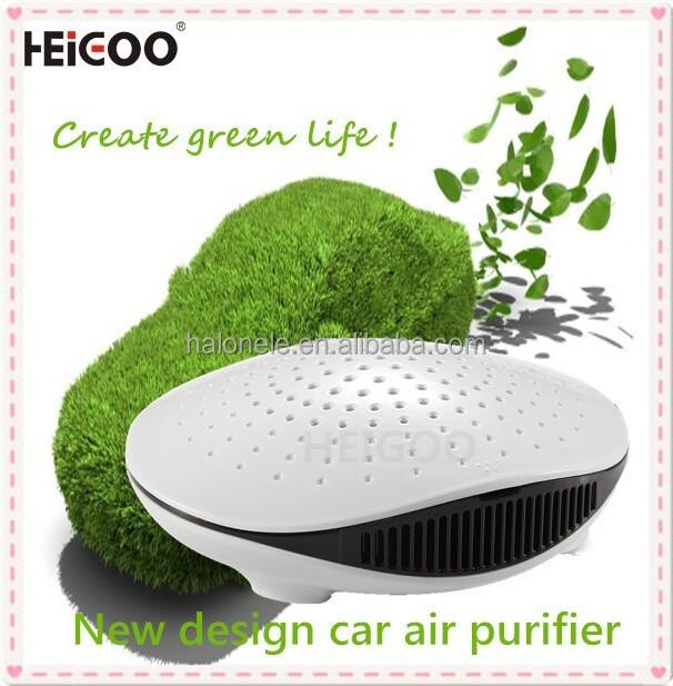 Removal Peculiar Smells , Vehicle Mini Car Air Purifier,Car Air Deodorizer