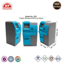 Sedex Factory custom 3D cuctsom promotion ATM Coin bank sale