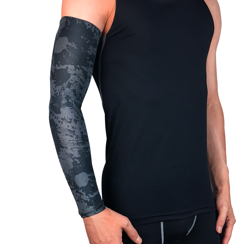 Full Color & Sizes Protection Skin Friendly Cooler Arm Sleeves