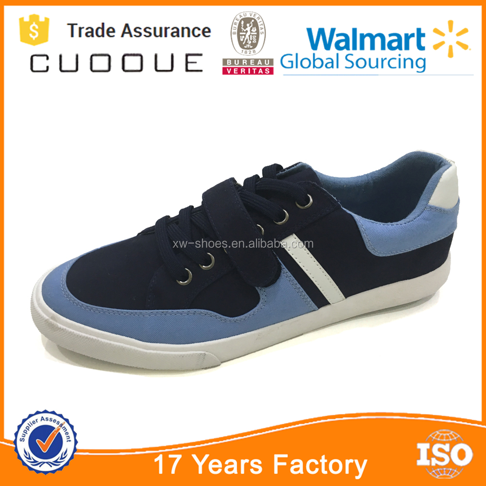 Customer Round Toe Canvas Sneakers