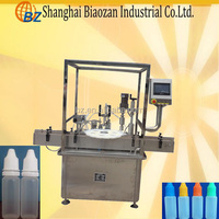 chine automatic bottle filling capping labeling machine price