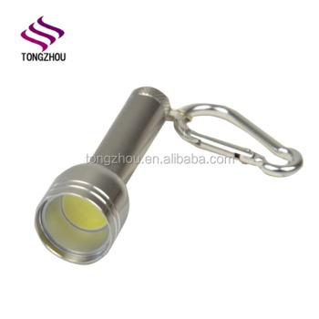 Promotion Factory Bulk Sale Logo printed Best Metal keychain light
